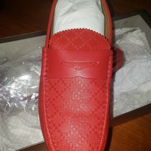 Gucci Men's Loafers Brand New